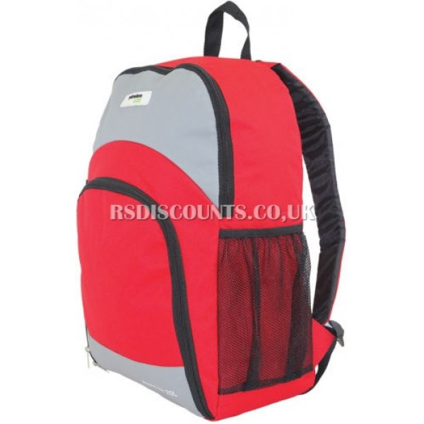 RK002 - Yellowstone 20 Litre 0.35kg Freedom Rucksack Red / Grey