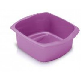 Addis Purple 9.5Ltr Large Rectangular Washing Up Bowl