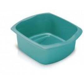 Addis Teal 9.5Ltr Large Rectangular Washing Up Bowl