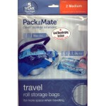 PackMate Travel Rolls 2 x Medium Roll Storage Bags 40cm x 50cm