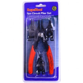 SupaTool Five Piece Circlip Plier Set