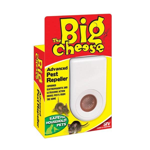 STV789 STV Advanced Pest Repeller The Big Cheese