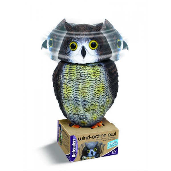 STV965 Action Owl DEFENDERS
